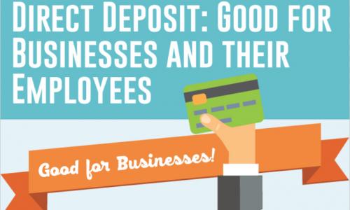 Can I make direct deposit mandatory?