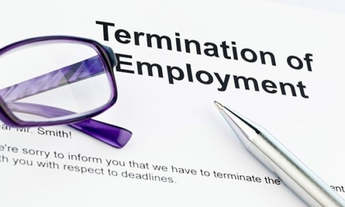 Are you properly documenting warnings and terminations?